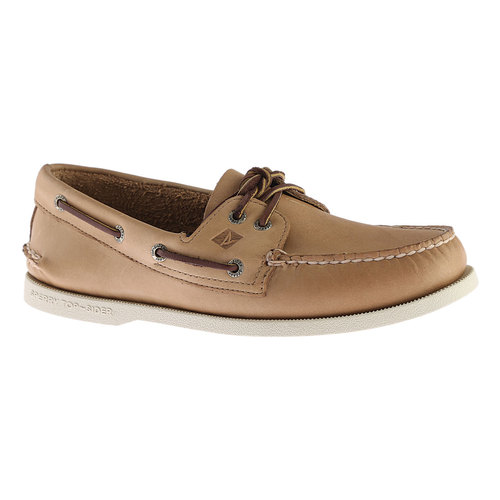 Men's Sperry Top-Sider Authentic Original Boat Shoe, Size: 7.5 M, Oatmeal