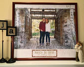 200 Piece Guest Puzzle or 150 Piece Wedding Guest Book Puzzle featuring Large and Extra Large Puzzle Pieces