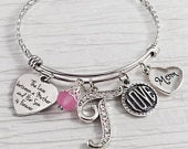 Mother of the Groom Gift The Love between a Mother and her son is Forever, Wedding Bracelet Expandable Bangle Braceletwedding bracelet