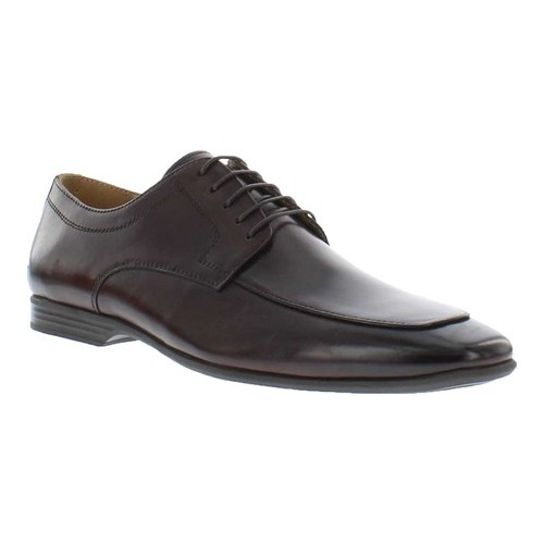 Men's Giorgio Brutini Manuel Moc Toe Oxford, Size: 10 M, Dark Brown Polyurethane