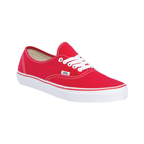 Vans Authentic Sneaker, Size: 13 M, Red