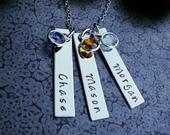 Mothers Necklace Personalized Mothers Jewelry Mothers Day Gift for Mom