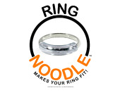 RING NOODLE (6 pack) Ring Size Reducer, Ring Guard, Ring Size Adjuster