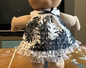 Wrap dress and bloomers fit 14 CPK