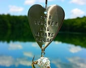 Save the Date Photo Prop Newlyweds Husband and Wife Anniversary Gift Husband Fishing Lure Wedding Favors Beach Groom Bride Always Forever