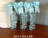 Bridesmaid gift, Personalized Tumbler,bridesmaid proposal,will you be my bridesmaid, Bridesmaid Tumbler,Wedding Party Tumbler,Custom Tumbler