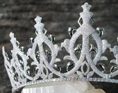 Bridal Tiara GEMMA Tiara Royal Bridal Crystal Wedding Crown Rhinestone Tiara Wedding Tiara Diamante Crown Swarovski Crystal Tiara Crown