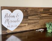Wedding Guest Book Alternative Wood Wedding Guest Book Wood Guest Book Rustic Wedding Guest Book Wooden Guest Book
