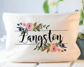 Wedding Day Emergency Kit, Bride Makeup Bag, Personalized Cosmetic Pouch Gift for Wedding Day Emergency Kit