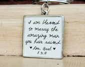 Father Of The Groom Gift Father Of The Bride Gift Custom Keychain Gift For Dad Thank You Gift From Bride Wedding Gift