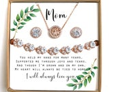 Gift for mom ,Christmas ,mom bracelet,Mother in law,aunt gift ,Step mom,to my other Mom,Stepmother,sister,daughter in law HALO ,family tree
