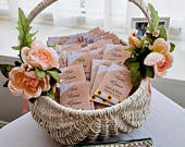 Let Love Grow, Seed Packets, Wedding Favors, Thank You Favors, Sunflower Seed Packets, Wedding Seed Packets, Seed Packet Favors, With Seeds