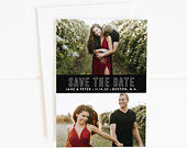 Save The Dates, Photo Save the Dates, Printable Save the Dates, Wedding Save the Date, Save the Date Postcard, Save the Date Magnets, PDF