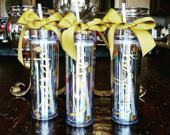 Personalized Tumbler, Wedding Favor, Bridesmaid Gift, Bridal Party, Bachelorette Party, Bridesmaid Tumbler, Water Bottle, Personalized cups