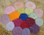 Colored Sand for Wedding Unity Sand Craft Projects, Kids Play or Fairy Garden 1/2 Pound