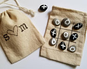 Wedding Favors Kids Wedding Activities Wedding Games Childrens Wedding Favor Tic Tac Toe Gifts for kids Favor Bags party favors