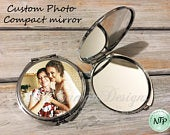 Mother of the Bride, MotheroftheBride gift, MotheroftheGroom Gift, Wedding Gift for Mom, Gift from Bride to mom, compact mirror