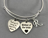 Mother of the Bride Gift Mother of the Bride Mother of the Bride gift from Groom Gift for Mother of the Bride Wedding Party Gifts