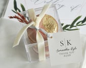 Wedding Favor Boxes Personalized. (1 Set of 10) Fall Wedding Favors. Favor Boxes Wedding. Wedding Favor Boxes. S2AB