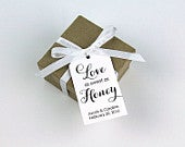 Love as Sweet as Honey Honey Wedding Favor Tags Wedding Favor Tags Custom Wedding Favor Tags SMALL