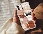 Abstract iPhone 11 Pro Max Case Modern iPhone 11 Case iPhone 11 Case iPhone XS Max Case Clear iPhone XR Case Aesthetic Phone Cover
