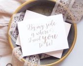 Will You Be My Bridesmaid, Bridesman, Maid of Honor, Matron of Honor Foil Cards Wedding Gift Bridesmaid Proposal Box Ideas WPC216