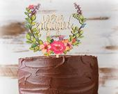Engagement Party Decoration, Engagement, Were Engaged, Engagement Party, Cake Toper