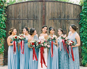 Bridesmaid Dress/ Infinity Bridesmaid Dress/ Convertible Wedding Dress/ Wrap Dress/ Prom Dress/ Multiway Bridesmaid Dress (Bridesmaid Dress)
