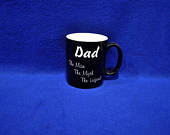 Birthday Gift For Dad Personalized Mug Great Dad Gifts Coffee Mug Wedding Party Gifts Dad Christmas Gift For Dad Dad Gifts
