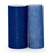 Sparkle Royal Sparkling Tulle Roll - 6 X 25yd - Fabric - Width: 6 by Paper Mart