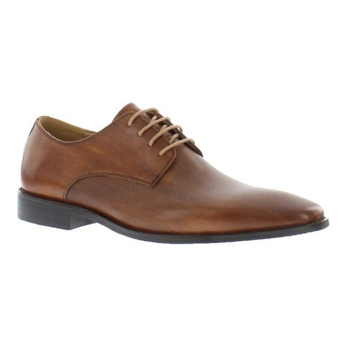Men's Giorgio Brutini Ridley Lace Up Oxford, Size: 12 M, Tan Leather