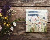 Pack of Wildflower Seeds illustrated GiftQuirky illustrated nature inspired giftsGrow your own flowers giftBirthday GiftMothersday gift