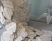 200 pieces handmade harry potter wedding party table confetti