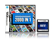 2000 in 1 Nintendo DS Game Cartridge Master Collection Game Card for 3DSXL 2DSXL DS Pokemon Mario