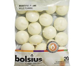 Bolsius Floating Candles Ivory Bag of 20
