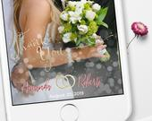 Electronic Wedding Thank You Notes Edit with Corjl, Electronic Invitations, Personalised Wedding Thank You Cards with Photo