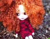 Hand Knitted Blythe Dress