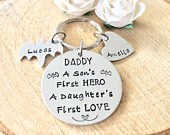 Dad Gift, Dad Birthday Gift, Gift for daddy, fathers day gift, gifts for dad, gift for father, new dad gift, daddy gifts, dad keychain, dad