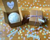 Personalised Balloon in a Box Pop Proposal kit Will you be my Bridesmaid, Maid of Honour, Godmother