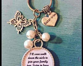 Wedding Sister in Law keyring