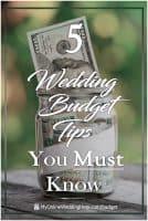 Wedding Tips 2