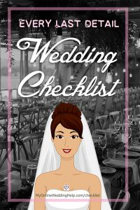 Your Complete Wedding Checklist. 10 Steps plus Timeline. 1