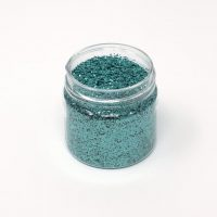 Extra Fine Metallic Teal Glitter (base color 1 in video)