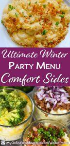 12 Epic Comfort Food Wedding Menu Recipes 5