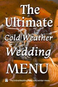 12 Epic Comfort Food Wedding Menu Recipes 1