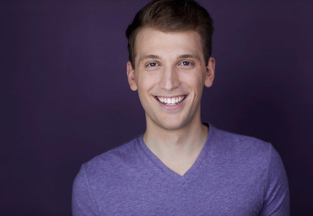 Nick Monaldo, in NYC | Moxie Talent Agency