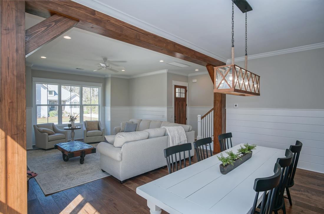 The Americus floor plans, family homes for sale, custom homes, saint simons homes for sale,