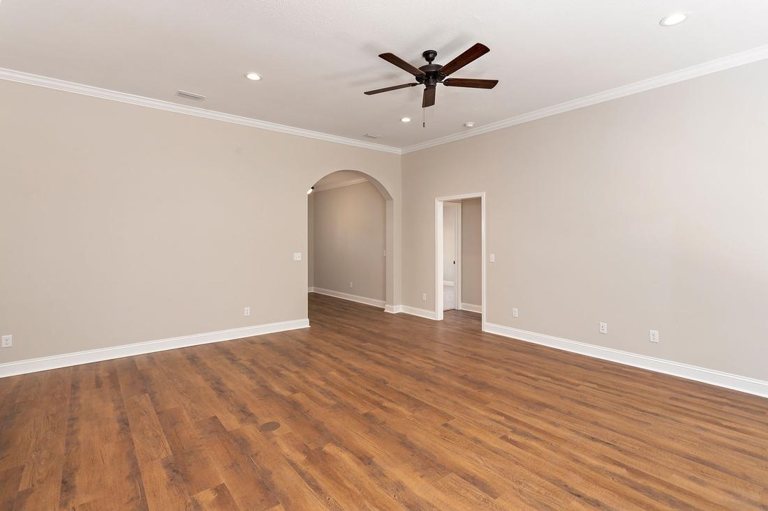 living room, wooden flooring,