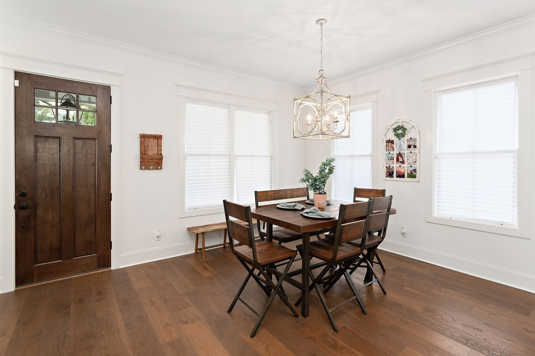 dinning room, kitchen, dining room table