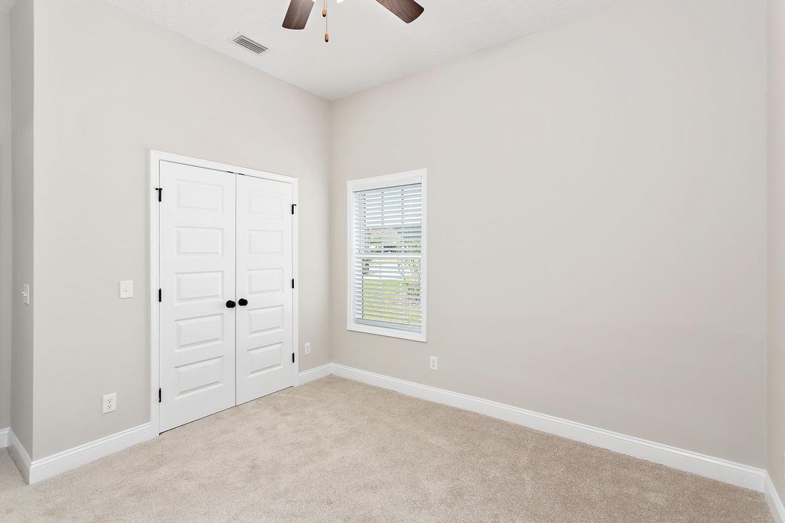 bedroom, bedroom closet, carpet flooring